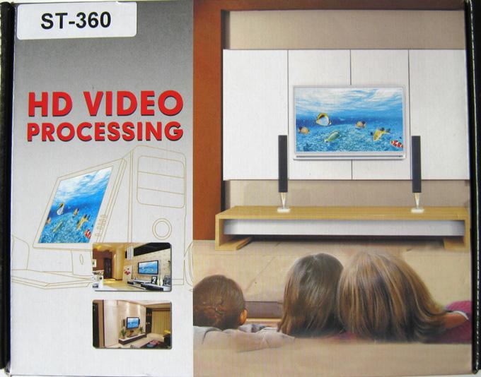 filtr sygnalu wideo do kamer przemyslowych