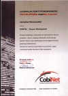 Certyfikat CobiNet